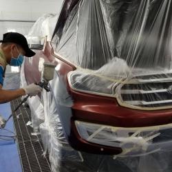Đà Lạt Ford - Địa điểm sơn thân xe ô tô uy tín