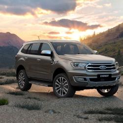 Ford Everest dẫn đầu doanh số phân khúc SUV hạng trung tháng 7/2020