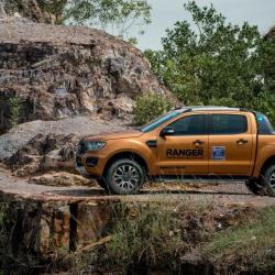 Hệ thống lọc không khí trong xe Ford có khả năng lọc được bụi siêu nhỏ