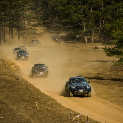 Ford Ranger Raptor mang đến trải nghiệm Off-road đầy ấn tượng tại Việt Nam