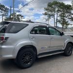 Toyota Fortuner G 2.5 MT sx 2016 4