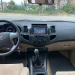 Toyota Fortuner G 2.5 MT sx 2016 10