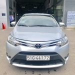 Toyota Vios E AT 2017 0