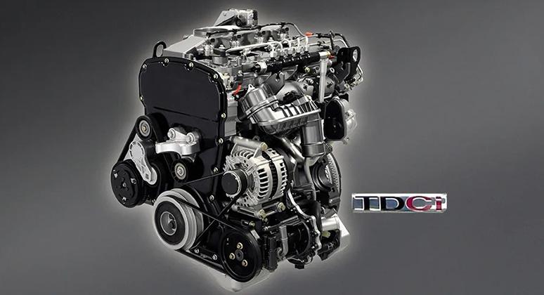 Động cơ Duratorq 2.4L TDCi Turbo Diesel