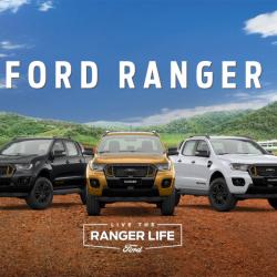 """Đà Lạt Ford đồng hành cùng Ford Việt Nam trong chiến dịch đầu năm 2021 với """"Live The Ranger Life - Sống Chất Như Ranger"""