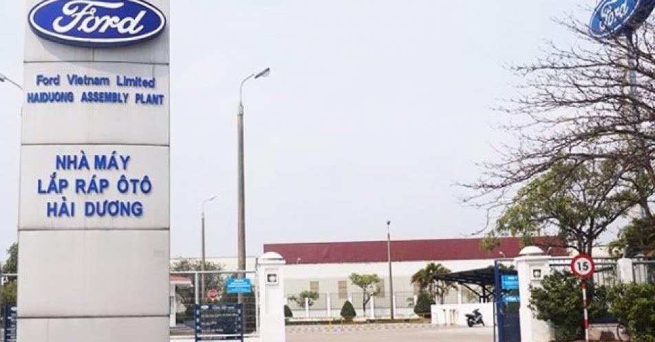 Nhà máy lắp ráp ô tô Hải Dương